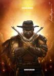 Mortal Kombat X-Erron Black-Gunslinger Variation