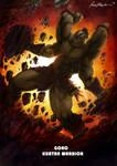 Mortal Kombat X-Goro- Kuatan Warrior Variation