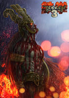 Ogre  Tekken 3 (Human/Aztec God Form)