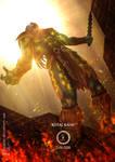 Mortal Kombat X-Kotal Kahn  Sun God Variation