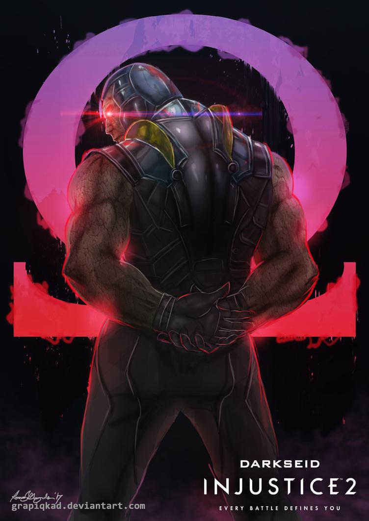 Injustice 2- Darkseid by Grapiqkad