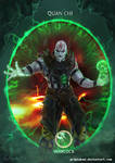 Mortal Kombat X-Quan Chi - Warlock Variation