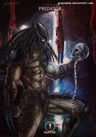 Mortal Kombat X-Predator Hunter Variation