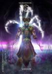 Mortal Kombat X- Shinnok Necromancer Variation
