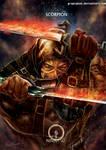 Mortal Kombat X- Scorpion Ninjutsu Variation