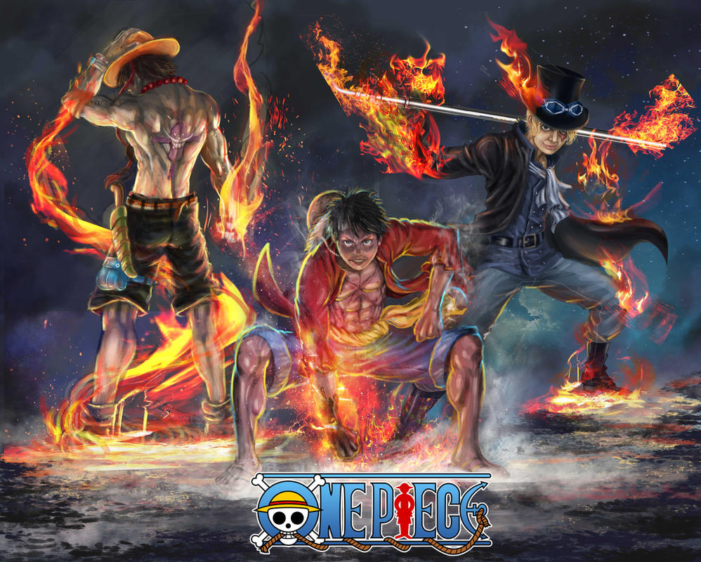 Onepiece-Brother by Grapiqkad