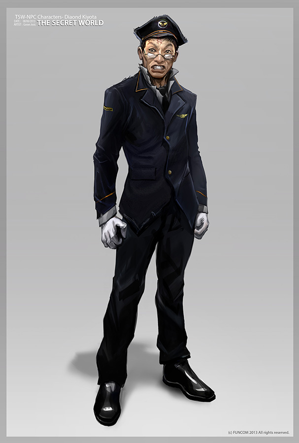 TSW NPC Conductor copy14 o by Josic