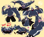 Punk Venom Sketch!
