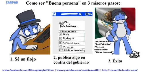 Zarpas el Conejo Shido: Comic 6 by ivaneit0r