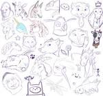 LiveStream Doodles 1