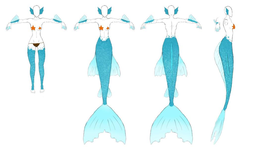 skyrim how to become a mermaid