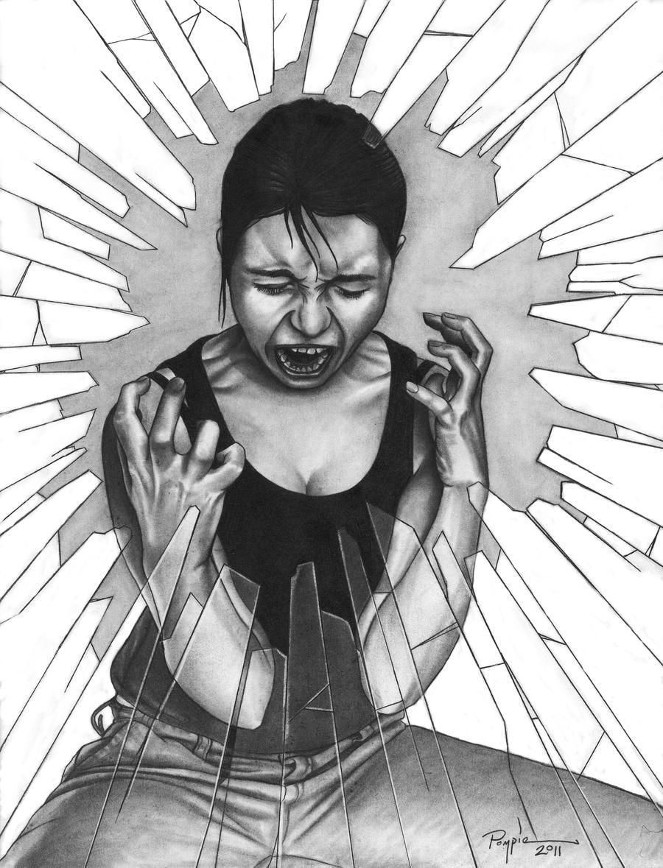frustration by Pompster