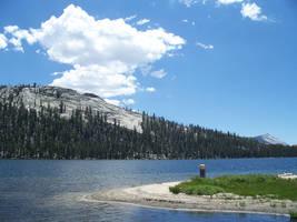 Lake in Yosemite