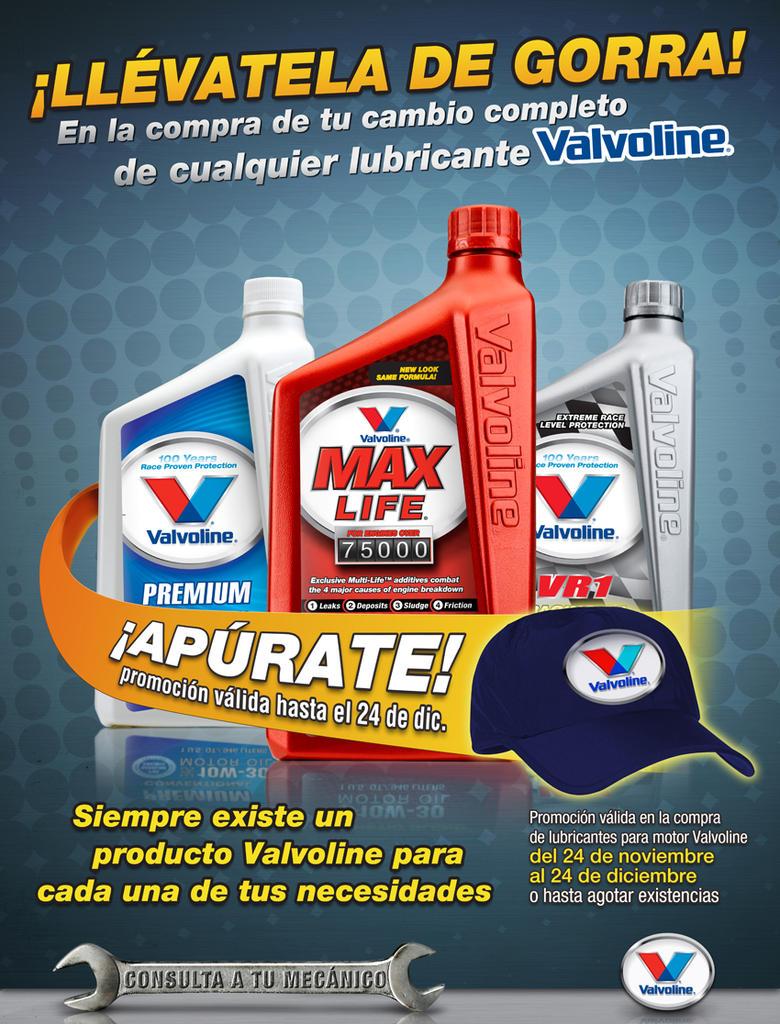 Poster promo valvoline by stumbleup on deviantart for Valvoline motor oil coupons