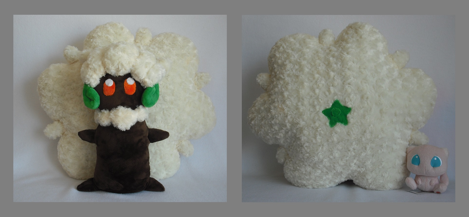 Whimsicott Plush by Catfruits