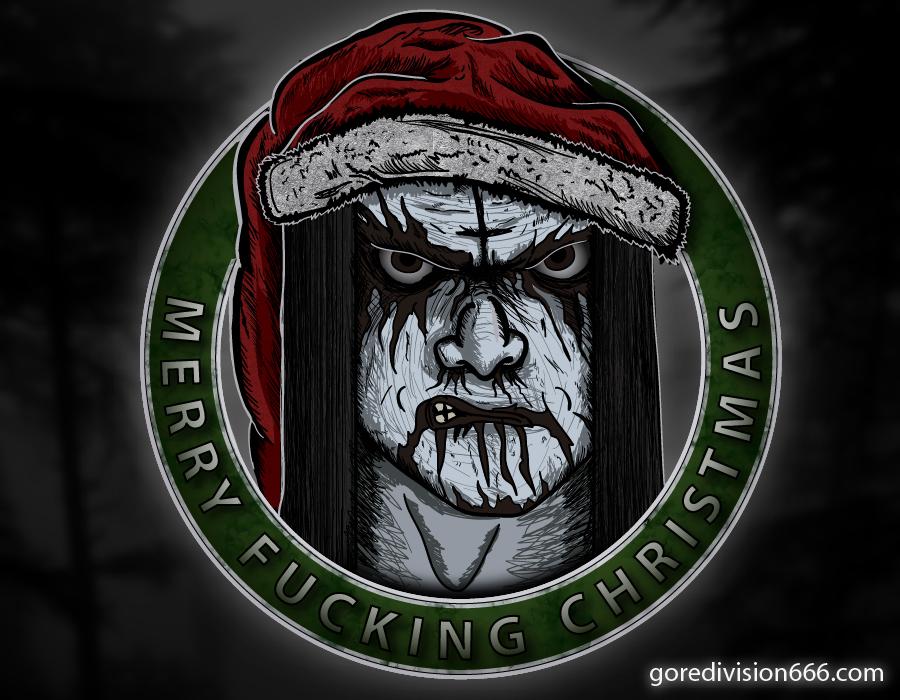 merry christmas - Christmas Metal
