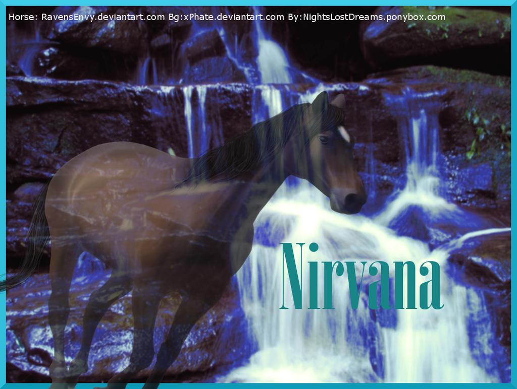 Nirvana Christmas Gift by Adimina