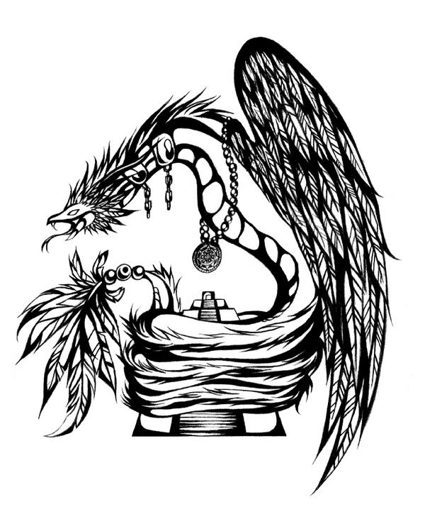 quetzalcoatl designs - photo #25