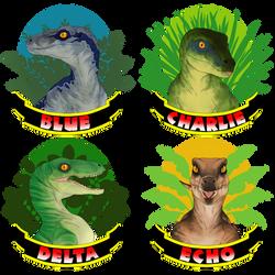 Raptor Squad by Avadras