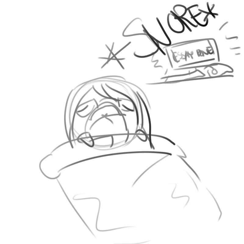 Day 9 Sleep by OMGProductions