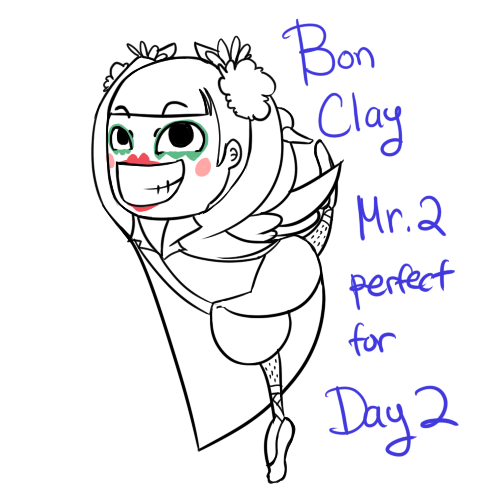 Day 2 Bon Clay by OMGProductions