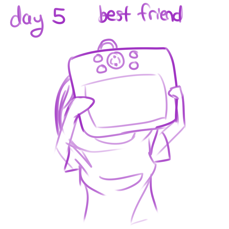 day 5 best friend by OMGProductions