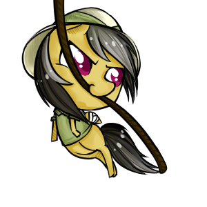 Daring Do by OMGProductions