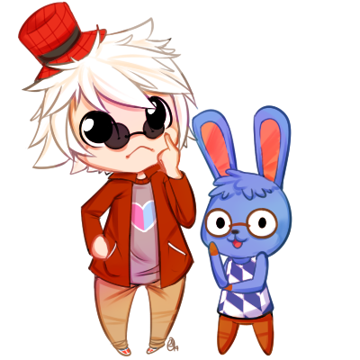 Animal Crossing Commission 1 by OMGProductions