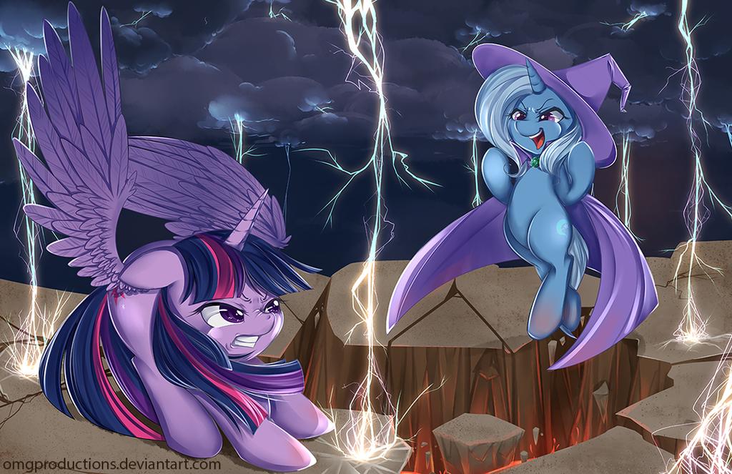 Magic Showdown by OMGProductions