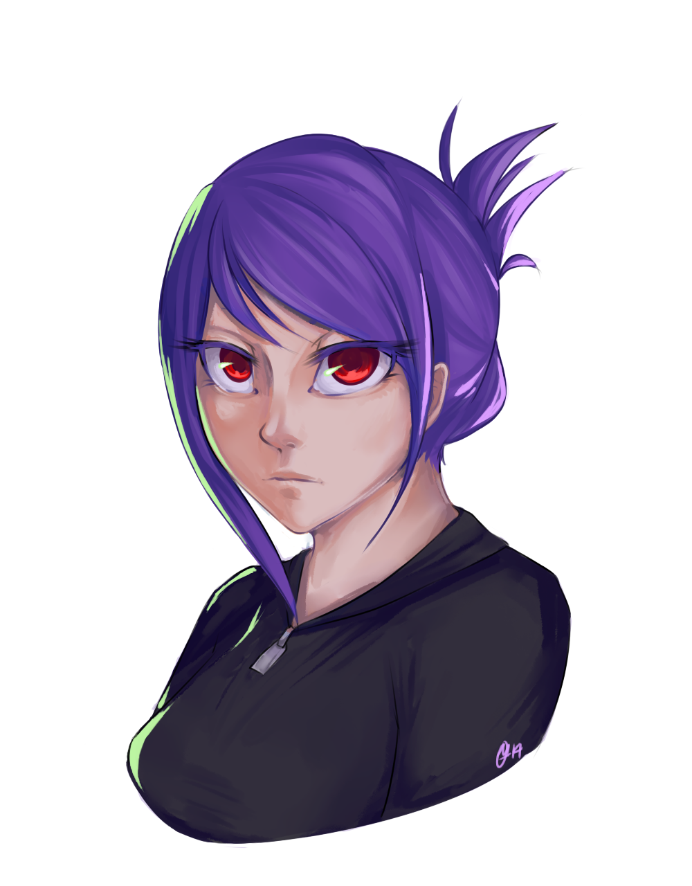 FOREVER HAVEN'T DRAWN OC, LUCIA by OMGProductions