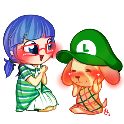 ACNL Commission 4 by OMGProductions