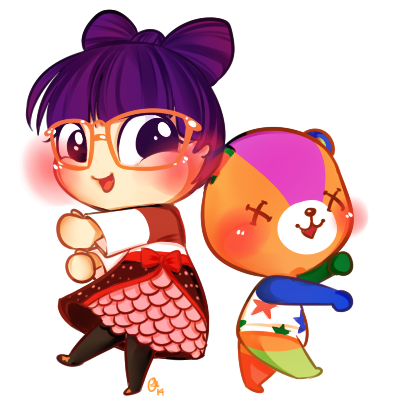ACNL Commission 5 by OMGProductions