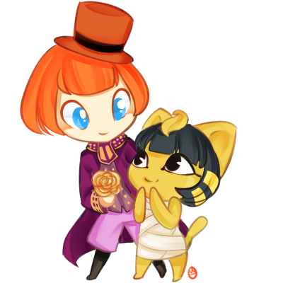 ACNL Commission 15-2 by OMGProductions