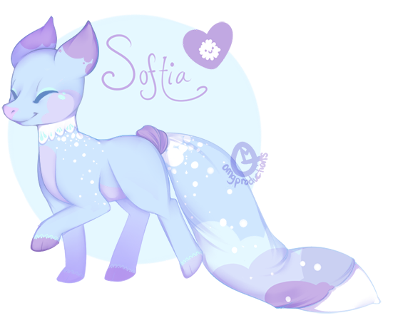 Softia the Pillowing by OMGProductions