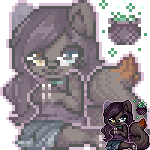 Pixel: BlackCalico by OMGProductions