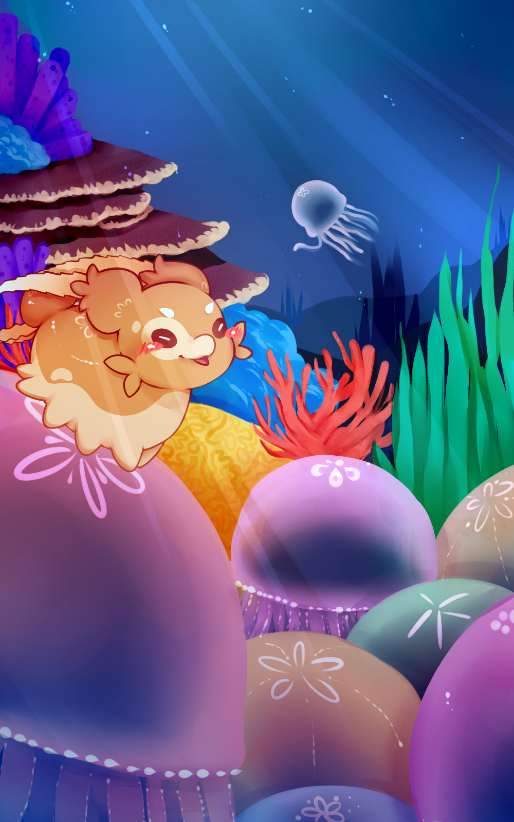 [DTA] Hello Little Jelly by OMGProductions