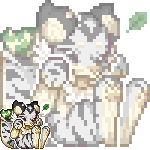 Pixel: PixelRaccoon by OMGProductions