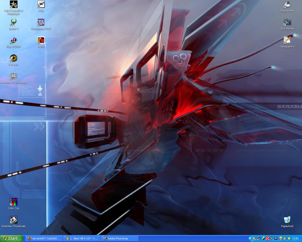 My Desktop by DaStafiZ