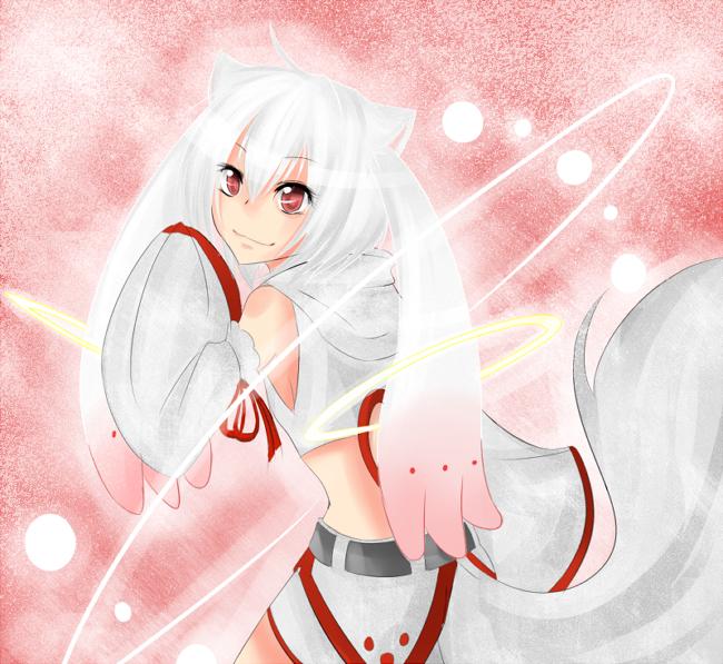 Madoka Magica - Kyubey by azamono on DeviantArt