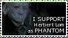 Herbert Lom Phantom STAMP by lonewined