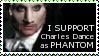 Charles Dance Phantom STAMP