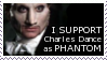 Charles Dance Phantom STAMP by lonewined