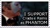 Claude Rains Phantom STAMP by lonewined