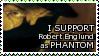 Robert Englund Phantom STAMP by lonewined
