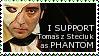 Tomasz Steciuk Phantom STAMP by lonewined