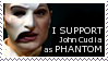 John Cudia Phantom STAMP by lonewined