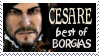 Cesare Borgia STAMP by lonewined