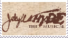 Jekyll and Hyde Musical STAMP by lonewined