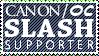 CanonOC slash STAMP by lonewined