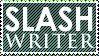 Slash writer STAMP by lonewined